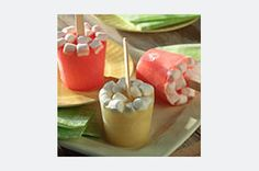 Fruity Marshmallow Pops