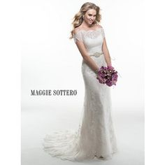 Maggie Sottero Louise 4MC983 - [Maggie Sottero Louise] - Buy a Maggie Sottero Wedding Dress from Bridal Closet in Draper, Utah