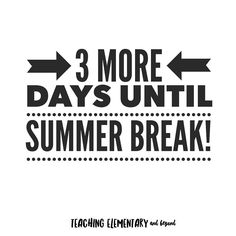 I cannot wait! Are you still in school or are you done? How many days do you have left?    #iteachk #iteachtoo #iteachkinder #iteachkinders #teachergram #teacherlife #teachersofinatagram #teachersfollowteachers #summeriscoming