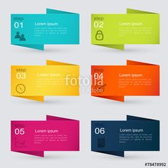 """Download the royalty-free vector """"Vector colorful info graphics for your business presentations."""" designed by Lesia_G at the lowest price on Fotolia.com. Browse our cheap image bank online to find the perfect stock vector for your marketing projects!"""