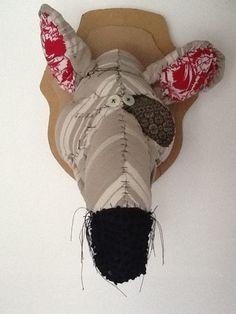trophee rat mini galerie Anne-Valerie Dupond Serendipity Oct 2012