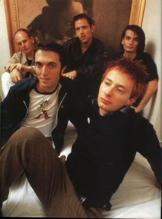 Here, have some awesome 90's Radiohead.