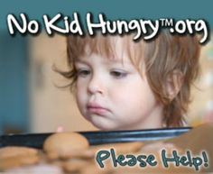 No Kid Hungry campaign and a special offer