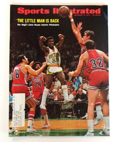 1970 Sports Illustrated  The Little Man is Back Calvin by BLiPPEE, $5.99
