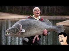 Τα πάντα για τον άνθρωπο         : μεγάλοι ψαράδες FUNNY FISHING videos Compilation A...