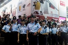 Hong Kong police's reputation as 'Asia's finest' hurt after tear gas use
