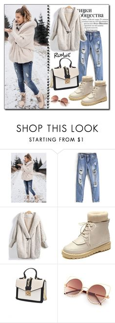 """""""Romwe 8"""" by aida-1999 ❤ liked on Polyvore"""