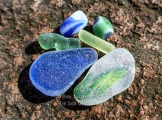 """$40  """"The Sea Glass Rush"""", author bevjacquemet@gmail.com """"My Daughter's Finds ~ Collecting at Davenport, CA."""""""