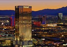Trump International Hotel Tower Las Vega  Considering staying here!