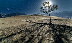 Beautiful  kaptana dunes Pakistan