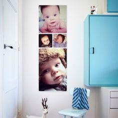 Wanddecoratie zelf maken met je eigen foto's