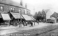 Darnall terminus, Darnall, Sheffield