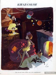 Edmond Kiraz 1966 Christmas
