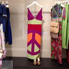 Photo by juliafrozen  #moschino #mymoschino #dress #peace
