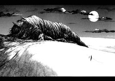 Blame by Tsutomu Nihei Cyberpunk Anime, Ero Guro, Bd Art, Metal Magazine, Magic Art, Comic Page, Fantasy Landscape, Manga Comics, Manga To Read