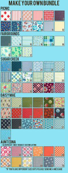 Joann's Prices + Denyse Schmidt Fabric = <3