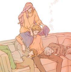uta no prince sama ringo x ryuya | Ringo, Ryuya, Reiji, and Ranmaru
