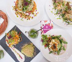 Tanya's in London (rawfood restaurant)