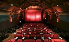 Everyman Cinema in Maida Vale ---- next best place to watch a film after being home in your pjs
