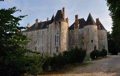 Château Meung, France.