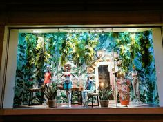Rustan's Makati Cabana Summer window display 2017