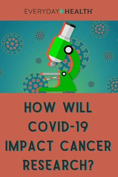 Learn more about the effect coronavirus is having on cancer research.
