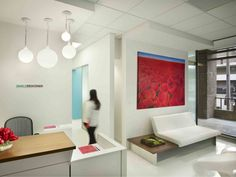 Smile Designer Dental Office Interiors / Antonio Sofan
