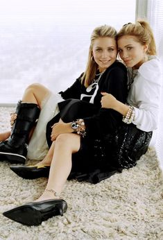 OLSENS ANONYMOUS MKA MARY KATE ASHLEY OLSEN BLOG PHOTOSHOOT  2003 BEAUTY HAIR LETTER A ALPHABET SWEATER WHITE TULLE SEQUIN SKIRT FLAT KNEE HIGH BUCKLE BOOTS PEARLS BRACELETS WATCH BLACK SEQUIN SKIR PUMPS WHITE SHIRT photo OLSENSANONYMOUSMKAMARYKATEASHLEYOLSENBLOGPHOTOSHOOT2003BEAUTYHAIRLETTERAALPHABETSWEATERWHITETULLESEQUINSKIRTFLATKNEEHIGHBUCKLEBOOTSPEARL.png