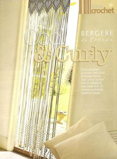 Cool+%26+Curly+Crochet+Curtain+Pattern