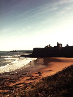 Priory at Tynemouth, Tyne and Wear, England