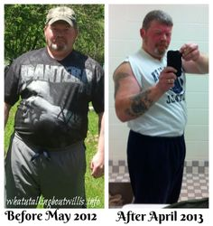 Overweight? What Will it Take to Inspire you? My Husband's Weight Loss Journey