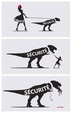 Le Journal Du Siècle: Liberté/Sécurité