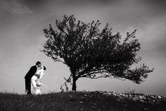 amazing wedding photo by Bartosz Jastal (Poland).