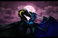 Lovely nights by GlowingSpirit Fantasy Creatures, Mythical Creatures, Mythical Dragons, Ice Dragon, Dragon Sketch, Spray Paint Art, Dragon Artwork, Dark Thoughts, Cute Dragons