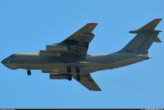 Іл-76МД б/н 76683 25 бригади транспортної авіації Повітряних Сил #ЗСУ, #Львів 30.07.2016 фото © Yura Tanchyn