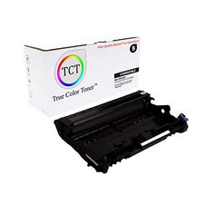 TCT Premium Compatible Drum Unit Replacement for Brother Black Works with Brother 7040 7340 7450 Printers Pages) Toner Cartridge, Printers, True Colors, Drums, It Works, Brother, The Unit, Percussion, Drum