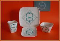 Femkado bewerkt serviesgoed als een uniek en persoonlijk geschenk voor geboorte en verjaardag. Maar ook voor andere gelegenheden zijn er tal van mogelijkheden. Kijk op Femkado.nl voor meer informatie.