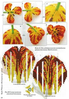 seed bead tutorials for beginners Beaded Flowers Patterns, Beaded Necklace Patterns, Beading Patterns Free, Seed Bead Patterns, Bracelet Patterns, Seed Bead Bracelets Tutorials, Beaded Bracelets Tutorial, Beading Tutorials, Seed Bead Flowers