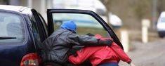 """أكادير : اختطاف طفلين من أمام منزلهما بواسطة """"كات كات"""""""