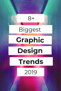 8 Biggest Graphic Design Trends That Will Dominate 2019 - So you're going to need to take it up an extra notch, or three, to be seen and heard in That means more vivid colors palettes, bold font Graphic Design Brochure, Graphic Design Tools, Creative Poster Design, Tool Design, Graphic Design Inspiration, Layout Design, Branding Design, Web Design Training, Email Marketing Design