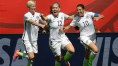 7243521af66 Carli Lloyd s Hat Trick Gives US Women Victory Over Japan in Women s World  Cup Final
