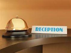 Reception :)