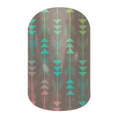 Take Aim  nail wraps by Jamberry Nails
