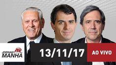 🔴 Jovem Pan Notícias está ao vivo: Jornal da Manhã - 13/11/17