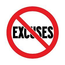 Not receiving the results you are looking for in your business? Stop making excuses and surround yourself with a power team. http://socialmediabar.com/no-more-excuses-for-your-business media