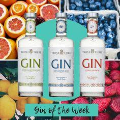 Triple Three Gin Juniper Berry, Seafood Dishes, Distillery, Gin, Vodka Bottle, Third, Blog, Jin