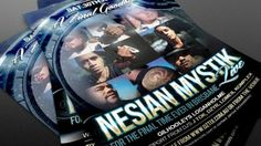 Flyer for Nesian Roots Ent. (Nov 2013)