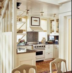 Small Kitchen Love | Content in a Cottage