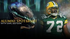 Green Bay Packers Alumni Spotlight: Earl Dotson #72