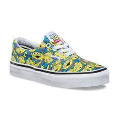 Vans Kids/Youth Era Shoes Disney Pixar Aliens Toy Story Fashion Sneaker (4 Big Kid M) @ niftywarehouse.com